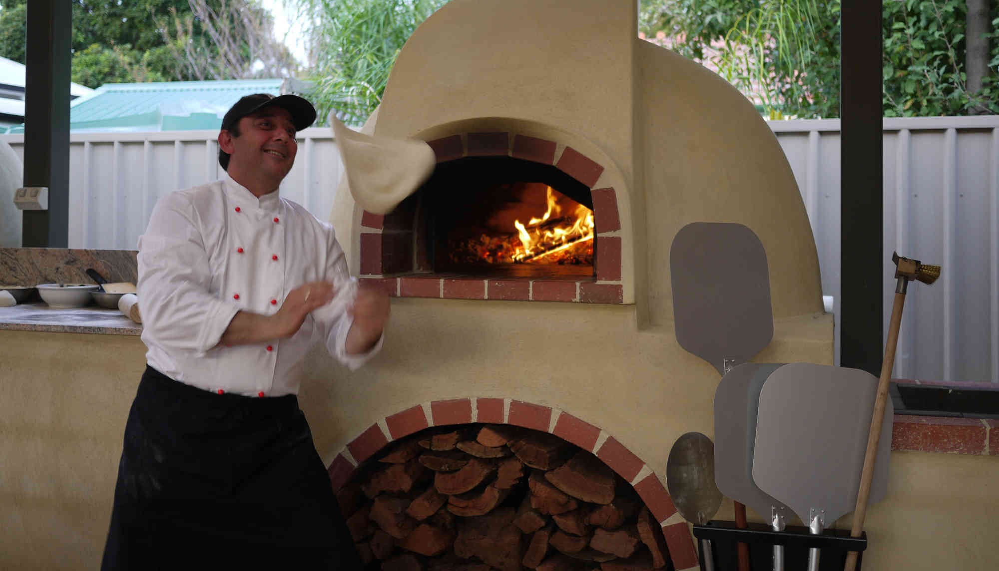 Woodfired Ovens Adelaide