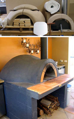 DIY Woodfired Ovens